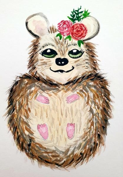 Gaynor Kane's 'Hedgehog Heart'