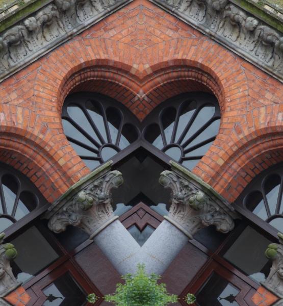 Kevin Hamilton's 'Arty Heart'