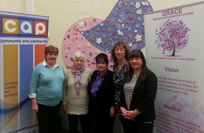 Grace Women's Development Limited in Ardoyne launch their work