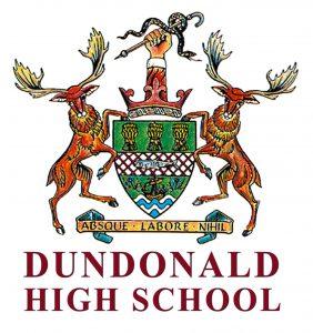 dundonald_high_school_crest