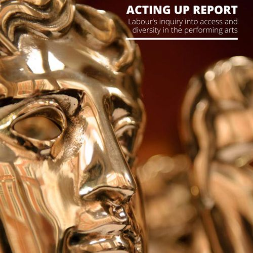 Acting-Up-Report
