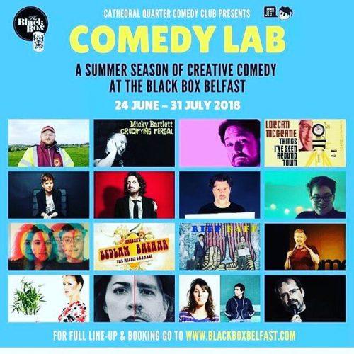 Comedy Lab 2