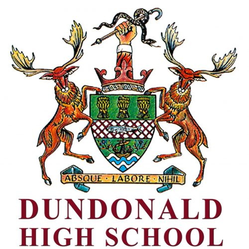 dundonald_high_school_crest