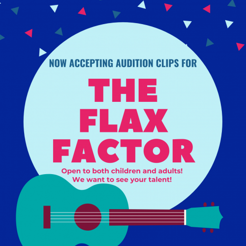 Flax Factor poster