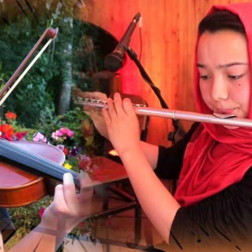 N.Ireland Afghanistan Music Project - image