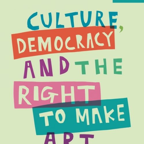 The right to make art
