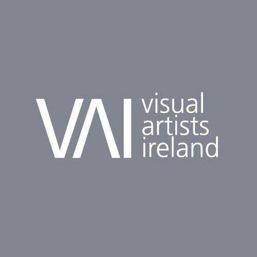 Visual ARts Ieland logo plus