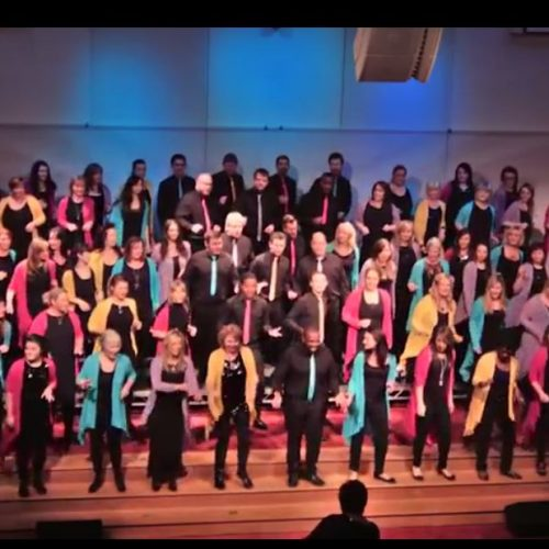 belfast community gospel choir