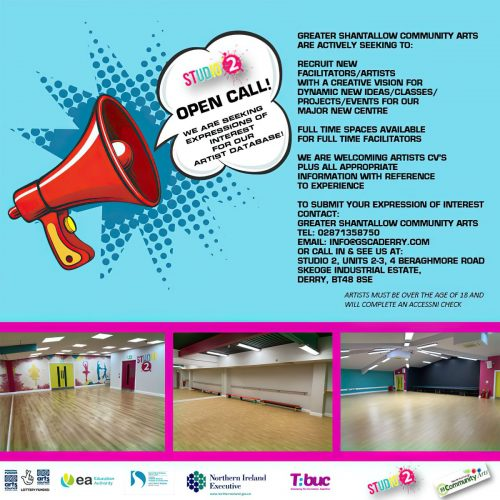 open call studio2-gp